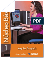 (Manual Técnico Centro Paula Souza) Sérgio Augusto Mauad, Lenita Perez, Amauri F. Silva-Núcleo Básico_ Key to English. 1-Centro Paula Souza (2011)