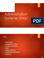 Administration Système LINUX-1