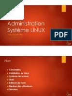 Administration Système LINUX-1