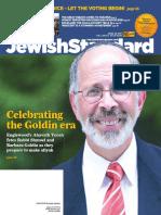 Jewish Standard, April 28, 2018