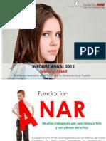 Presentación Medios Informe 2015