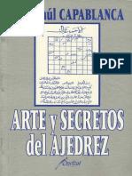 Arte y Secretos Del Ajedrez