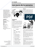 Fiche pédagogique - Les jours de la semaine et le calendrier.pdf