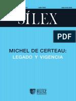 Silex Michel de Certeau