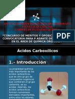 Metodo de Obtencion de Acidos Carboxilicos