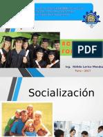 Clase 02 Socialización