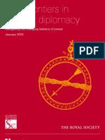 Novas Fronteiras Para a Diploma CIA Cientifica
