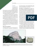 Las Rocas y El Ciclo de Las Rocas