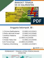 Pembangkit Listrik di Kalimantan Program 35.000 MW