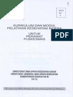POLTEKKESSBY Books 396 KurikulumdanmodulpelatihankesehatanIndonesiauntukperawatPuskesmas