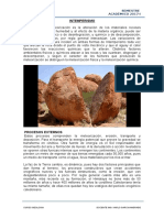 5ta Clase de Geologia