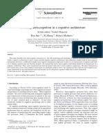 (HAY) [P] [Shimamura, 2008] Neurocognitive Approach to Metacognitive Control