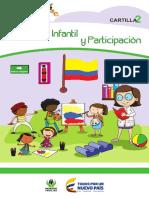 Cartilla 2 Desarrollo Infantil y Participacion