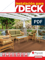 Manual Plydeck