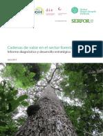 Analisis Completo Cadenas de Valor de Madera en El Peru GIZ