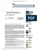 Datos Para Elaborar La Fórmula Polínomica _ Cosanher