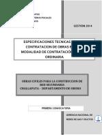 Ejecución y Upervisión de Obras DATA BOOK
