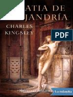 Hipatia de Alejandria - Charles Kingsley.pdf