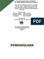 Periodonsia Seminar PPT