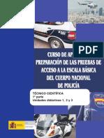 Policia Nacional Tecnico Cientifica UD1