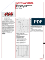 Bloco Segurança Acumulador P3551_SAF-DSV-Katalogversion