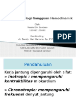 Farmakologi Gangguan Hemodinamik