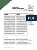 Coinfección de tuberculosis y coccidioidomicosis en dos pacientes sin síndrome de inmunodeficiencia adquirida