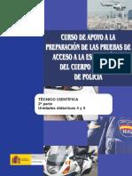 Policia Nacional Tecnico Cientifica UD2