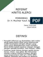 Referat - Rinitis Alergi