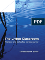 Christopher M Bache the Living Classroom