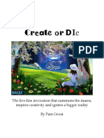 Pam Grout - Create or Die
