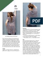 Pasticcio Circular Vest