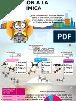 Introducción a La Petroquímica