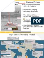 Sand Handling Experience in Subsea Processing Applications