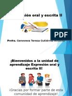 Presentacion Expresion Dos 17