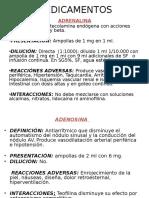 Medicamentos de Uso Habitual en MQ