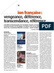 h l162 Actualites 5. Revolution Francaise Vengeance Deference Transcendance Reference