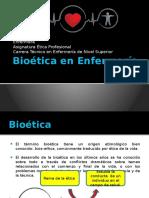 Bioética en Enfermería