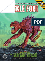 Sickle Foot Creatures of the Apocalypse 1 (11281852)