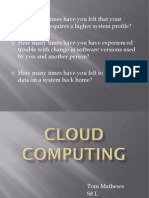 Cloud Computing - PPT