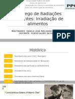 Emprego de Radiações Ionizantes como método de conservação em alimentos