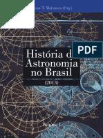 História da Astronomia no Brasil.pdf