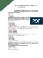 69919696 Soal Ujian Sistem Kardiovaskuler Fk Unhas