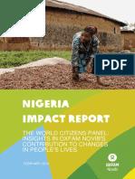 Nigeria Impact Report