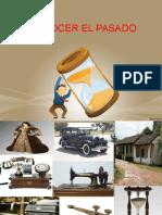 CONOCER EL PASADO.ppt