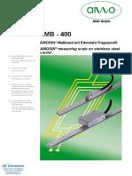 AMO LMB-400 Catalog