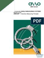 AMO Incremental Angle Encoder Catalog