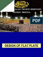 Design of Flat Plate