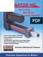 EDrive Actuators Eliminator HD Brochure
