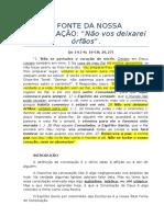 A CONSOLAÇÃO DO ESPÍRITO SANTO.docx